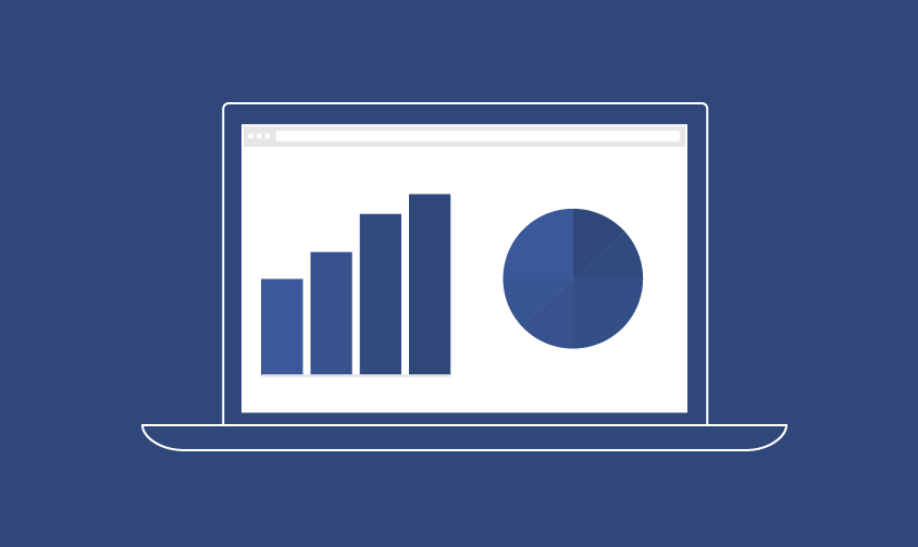 Facebook marketing page stats
